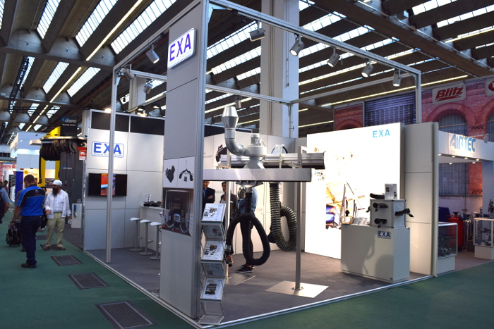 Automechanika 2016  Bild 1